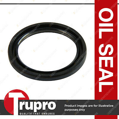 AU30.98 • Buy 1 X Front Inner Wheel Hub Oil Seal For TOYOTA Celica ST184 4 Cyl 5SFE