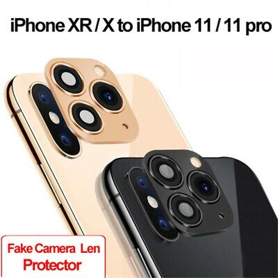 £2.17 • Buy Fake Camera Lens Sticker Seconds For IPhone Phone Upgrade Screen Protector