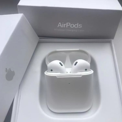 $ CDN113.93 • Buy Apple AirPods 2 With Wireless. Charging Case. White. Headphones Are Authentic