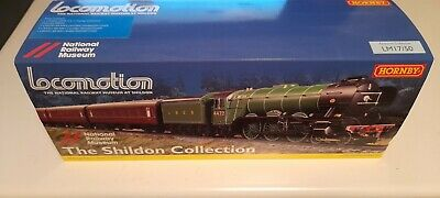 Limited Edition Flying Scotsman Train Pack From Locomotion • 200£