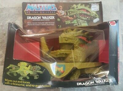 $120 • Buy Dragon Walker Masters Of The Universe Mattel 1983