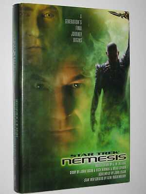 AU21 • Buy Nemesis [Star Trek: The Next Generation Series] By J. M. Dillard 1st Ed