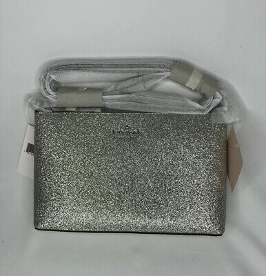 $ CDN115.15 • Buy Kate Spade Joeley Glitter Crossbody Bag Handbag Purse