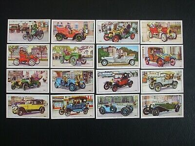 Veteran Motor Cars Kellogg Company Picture Cards • 0.99£