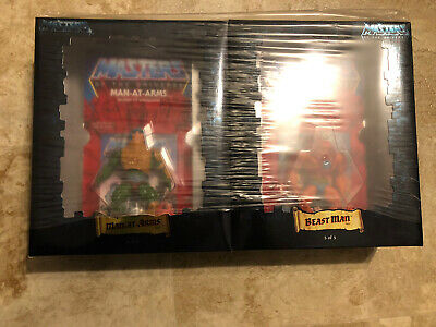 $500 • Buy MOTU He-man & Masters Of The Universe 5 Pack Commemorative Series I 2001 Lot #1
