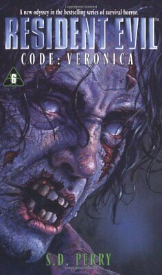 AU19.32 • Buy Code: Veronica (Resident Evil #6) By Perry, S.D. (Paperback)