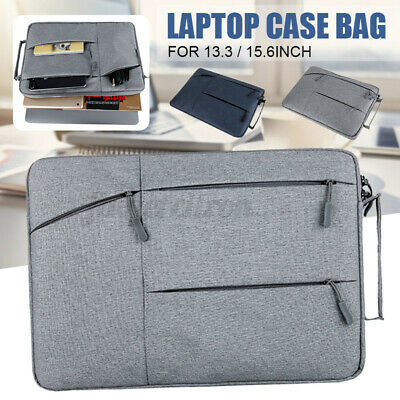 AU17.98 • Buy Laptop Notebook Sleeve Carry Case Cover Bag For Macbook/Dell/HP 13.3  15.6