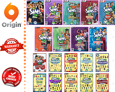 AU8.78 • Buy The Sims 2 Ultimate Collection 🔥 All Packs 🔥 Origin | Pc ✅ Full Collection