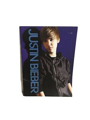 AU39 • Buy Justin Bieber Poster Book Great Condition