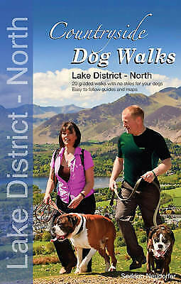 Countryside Dog Walks - Lake District North, Seddon, Gilly,  Paperback • 7.75£