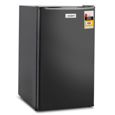 AU239.46 • Buy Devant New 95L Mini Small Bar Fridge Freezer Drinks Portable Beer Camping Black
