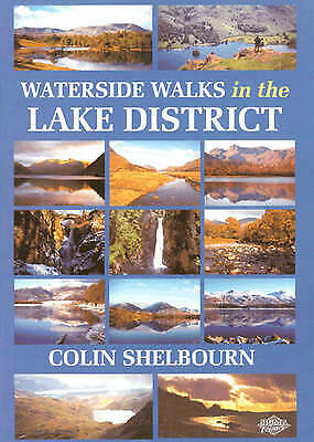 Waterside Walks In The Lake District, Shelbourn, Colin,  Paperback • 8.28£