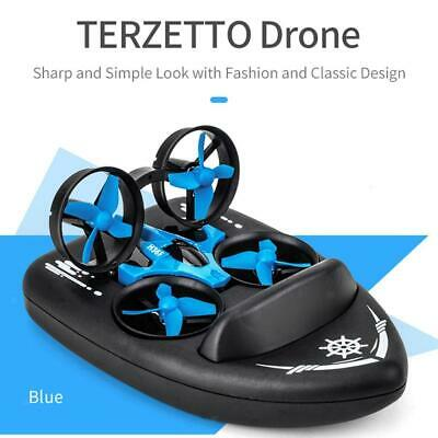 AU29.22 • Buy JJRC H36F Mini RC Drone Boat Car 4CH Water/Ground/Air Mode Toy Quadrocopter