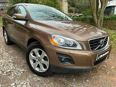 Volvo XC60 2.4TD D5 ( 205ps ) AWD Geartronic SE Lux Premium • 8,995£