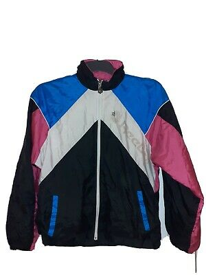Classic 90s Reebok Mens Shell Suit Top • 30£