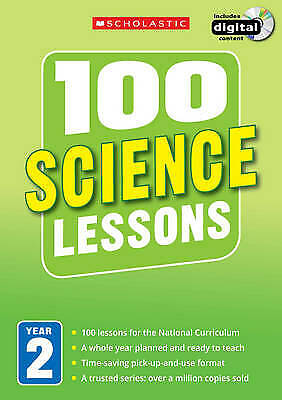 100 Science Lessons: Year 2, Smith, Roger,  • 20.13£