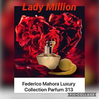 ❤️FM Luxury Collection Perfume Women 313❤️ Inspired By- L** Million • 42£