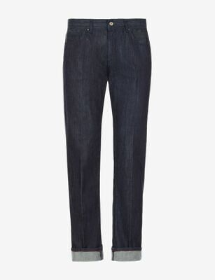 $99.99 • Buy New Armani Exchange Mens A|X  J16 STRAIGHT FIT CUFFED JEANS