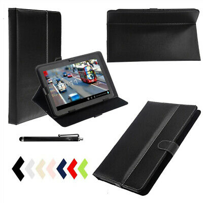 Universal Flip Folio Leather Stand Case Cover 7 & 10 Inch For All Samsung Tablet • 3.99£