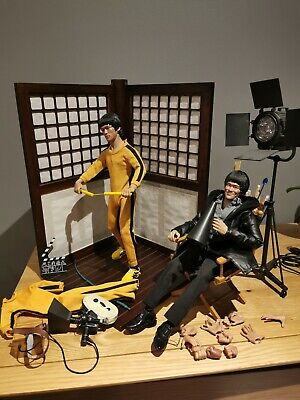 $664.10 • Buy Enterbay Bruce Lee 1/6 Real Masterpiece Game Of Death + Extra Directors Body