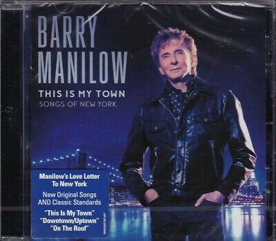Barry Manilow - This Is My Town - Songs Of New York [CD, 2017] • 2.75£