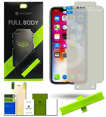 AU11.67 • Buy Bestsuit Screen Protector For IPHONE X 10 Glass Film Bubble Free Applicator Tool