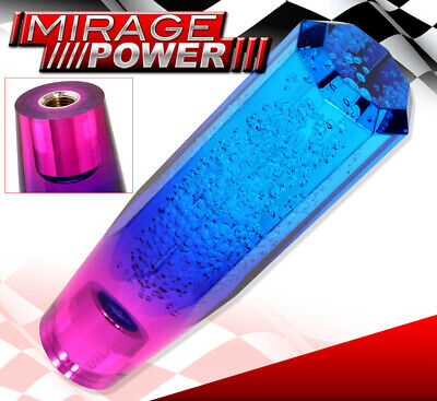 AU34.07 • Buy For Nissan 6  8X1.25mm Long Extended Dildo Bubble Shift Knob Gear Multi-Colored