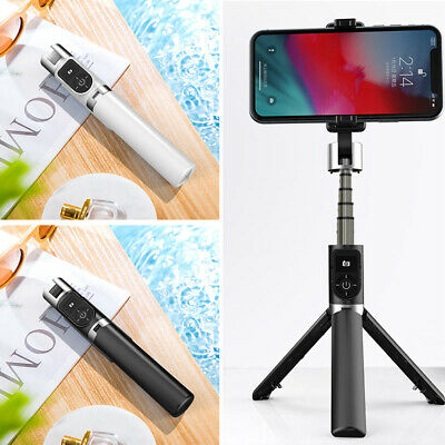 AU22.99 • Buy AU Wireless Selfie Stick Handheld Tripod Bluetooth Shutter For Samsung IPhone 12