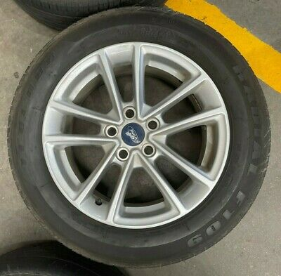 AU490 • Buy Genuine 16 Inch Ford Focus Wheels And Tyres