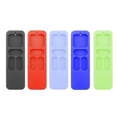 AU4.12 • Buy Silicone Protective Case Cover For -Apple TV -4th  Generation 4K Siri Remote