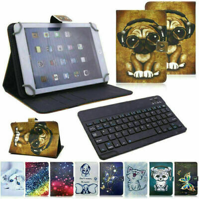AU17.99 • Buy For LASER 7.0 10 Inch Tablet 1087 | 787 |786 Keyboard Printed Leather Case Cover