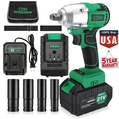 View Details Power Tool Rechargeable Wireless Cordless Electric Screwdriver Drill Kit W/Led • 30.99$