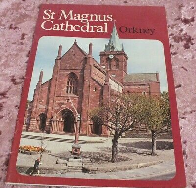St Magnus Cathedral Orkney Guide Book - 1985 -  • 0.99£