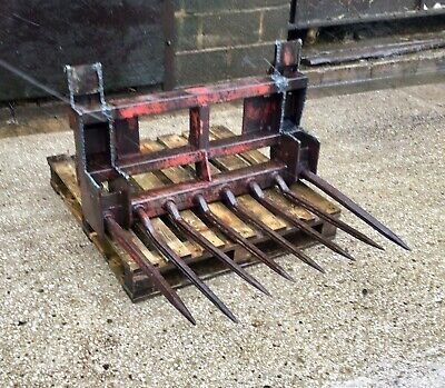 Tanco 4ft Muck Manure Fork  VAT INCLUDED Ex Shear Grab Load Or Can Send At Cost • 120£