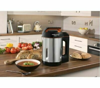 £69.79 • Buy MORPHY RICHARDS 501022 Soup Maker - Stainless Steel