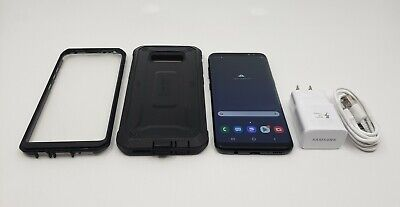 $ CDN197 • Buy Samsung Galaxy S8 SM-G950W 64GB Midnight Black Unlocked Fair Condition