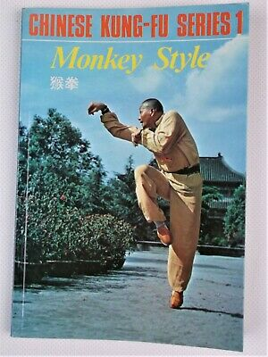 Chinese Kung-Fu Series 1 Monkey Style Book Softcover Martial 1983 Third Edition • 9.99£