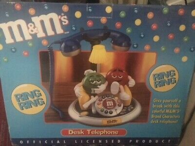 $45.40 • Buy M&M Collector's Phone Telephone