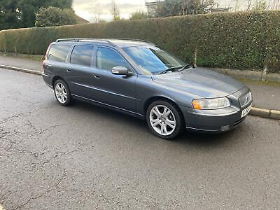 Volvo V70 2.4 D Geartronic Automatic 2007 SE Diesel Estate • 3,650£