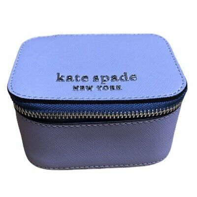 $ CDN69.44 • Buy Kate Spade Cameron Jewelry Travel Holder Box Saffiano Leather