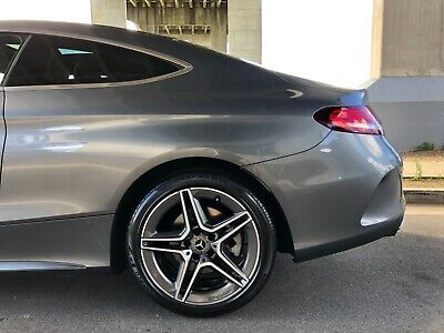 AU59000 • Buy As New 2019 Mercedes Coupe C200 1.5L Turbo. Glass Panoramic Roof
