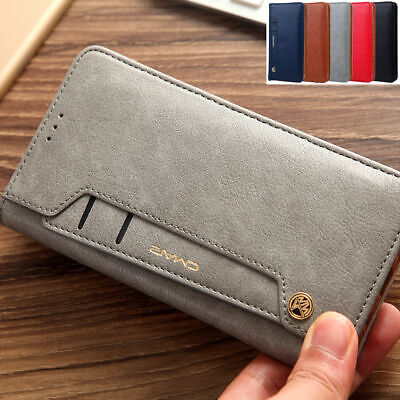 AU14.99 • Buy For Samsung Note 10 Plus S10 S9 S8 S7 Note 9 8 Case Leather Wallet Stand Cover