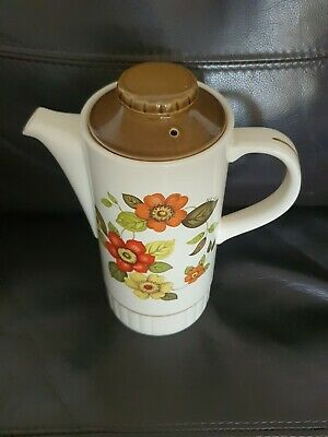 £3.99 • Buy The Royal Worcester Group Palissy Clovelly Coffee Pot
