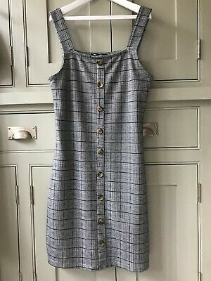New Look Girls Age 12-13 Stretch Sleeveless Dress In Excellent Condition • 4.99£
