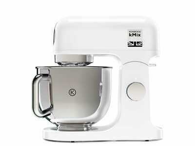Kenwood KMix Stand Mixer All White KMX750AW - BOXED • 264.99£