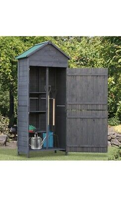 Wooden Tool Storage Shed New • 200£