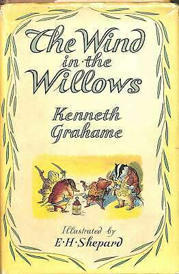 The Wind In The Willows (Reprint Society), Kenneth Grahame, Good Condition Book, • 4.77£