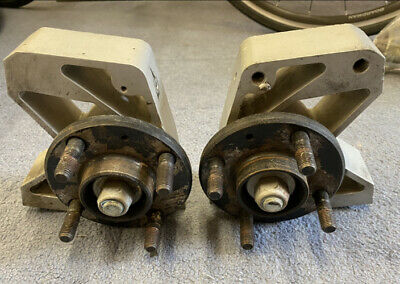 $ CDN743.27 • Buy Lotus Elise Exige S1 Pair Front Aluminium Uprights Hubs- Complete With Flanges