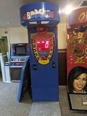 Boxer Punch Coin Operated Machine • 600£