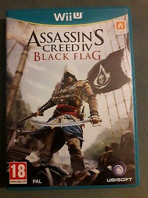 Assassins Creed IV: Black Flag (Wii U) • 6.05£